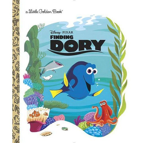FINDING DORY - LGB by Amy Novesky (Hardcover) - image 1 of 1