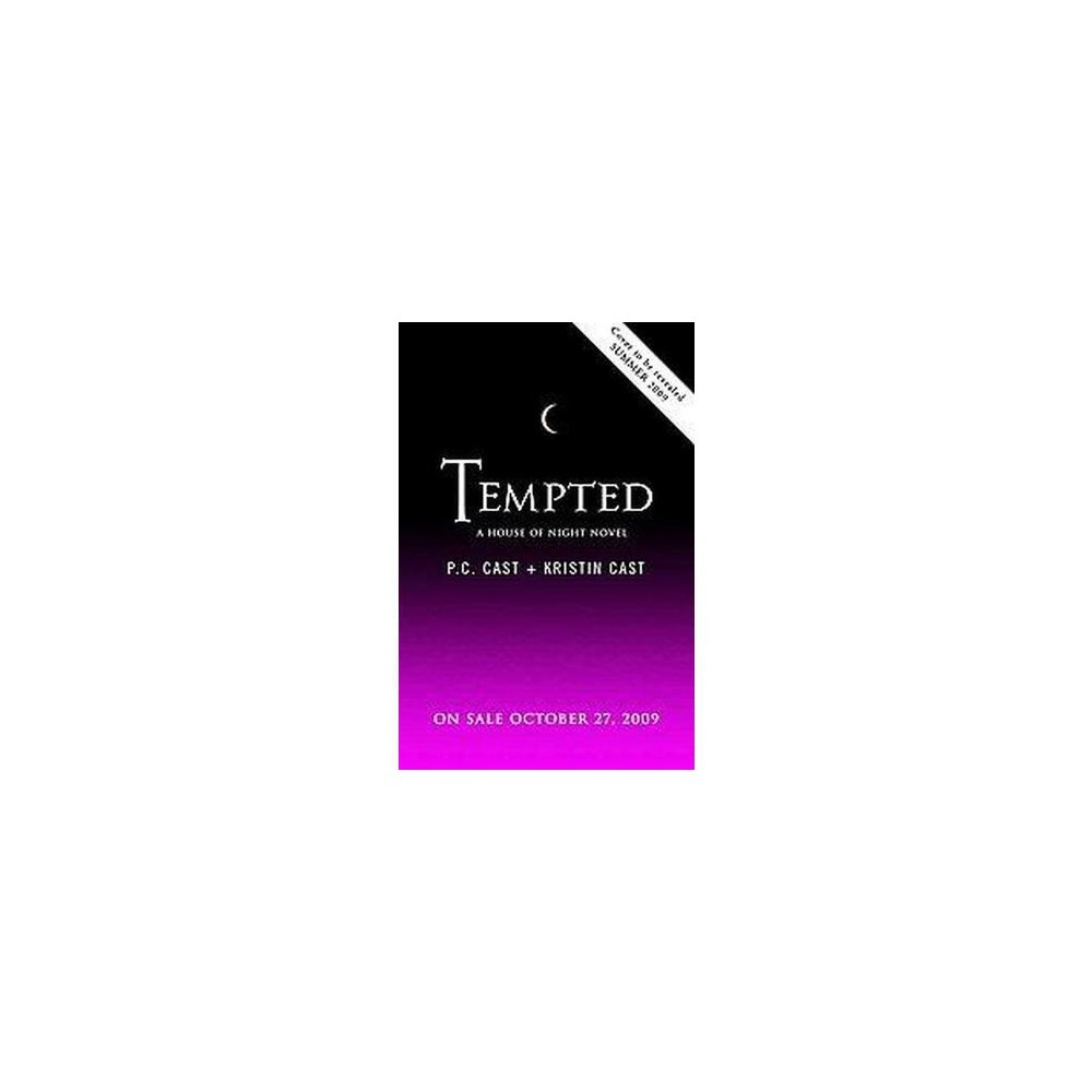 Tempted (Hardcover) by P. C. Cast