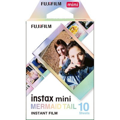 Fujifilm Instax Mermaid Tail Film - 10ct