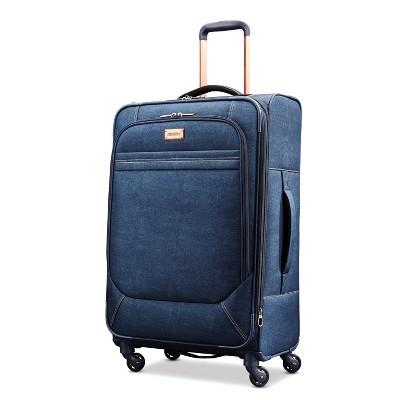 American Tourister Arabella 26  Spinner Suitcase - Denim Blue