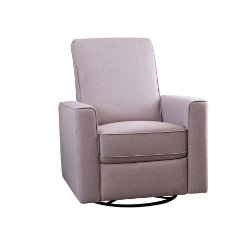 Hermosa Swivel Glider Recliner - Abbyson Living - image 1 of 4