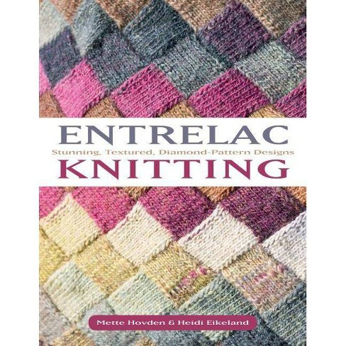 Entrelac Knitting - by  Mette Hovden & Heidi Eikeland (Hardcover) - image 1 of 1