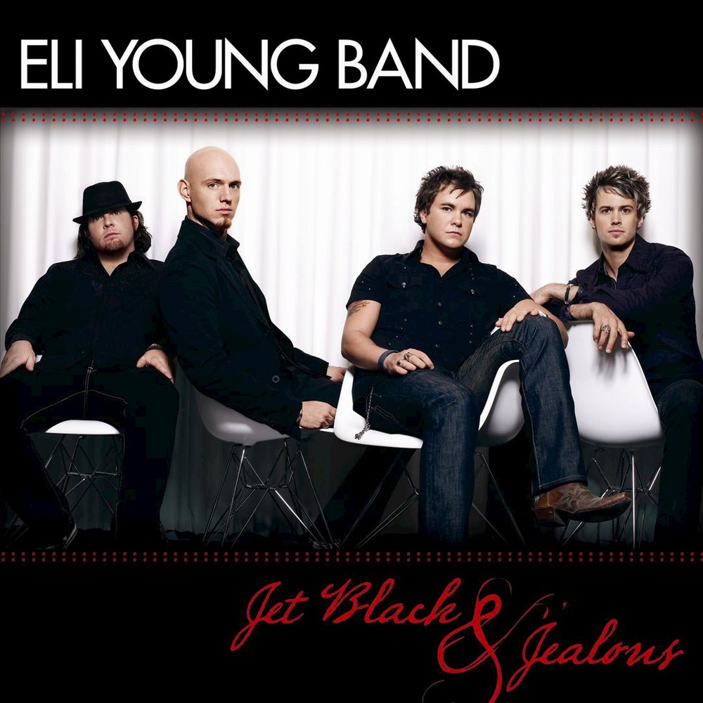 Eli Young Band - Jet Black and Jealous (CD)