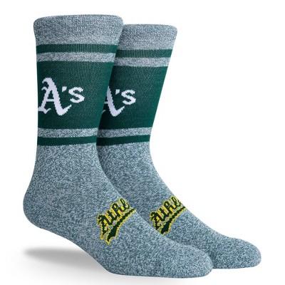 MLB Oakland Athletics Varsity Crew Socks