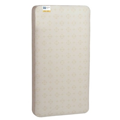 Sealy Posture Haven 2-Stage Crib and Toddler Mattress
