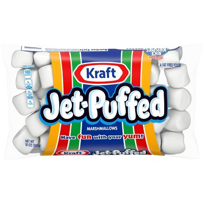 Marshmallows: Kraft Jet-Puffed