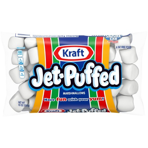 Kraft Jet-Puffed Marshmallows - 12oz - image 1 of 4