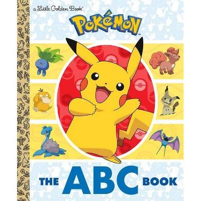 The ABC Book (Pokémon)- (Little Golden Book)by Steve Foxe (Hardcover)