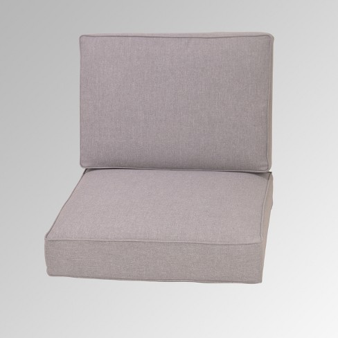 2pc Deep Seating Cushion - Monroe Replacement Cushion - Threshold™ - image 1 of 1
