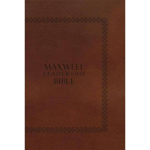 Maxwell Leadership Bible-NKJV - 2 Edition by  Thomas Nelson (Hardcover) - image 1 of 1
