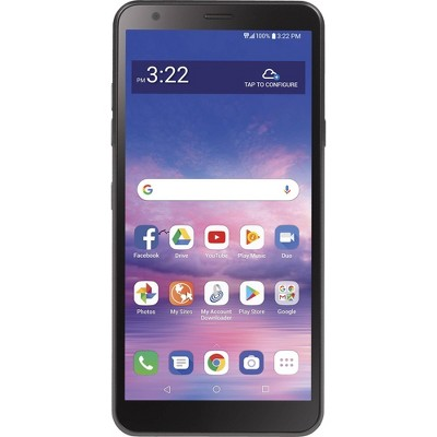 Simple Mobile Prepaid LG Journey (16GB) - Black