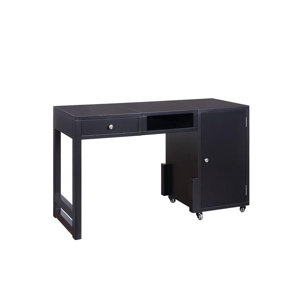 Kaniel Desk Black - Acme Furniture Kaniel Desk Black - Acme Furniture