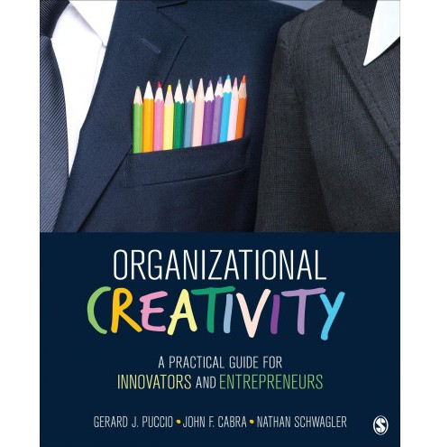 Organizational Creativity : A Practical Guide for Innovators & Entrepreneurs (Paperback) (Gerard J. - image 1 of 1