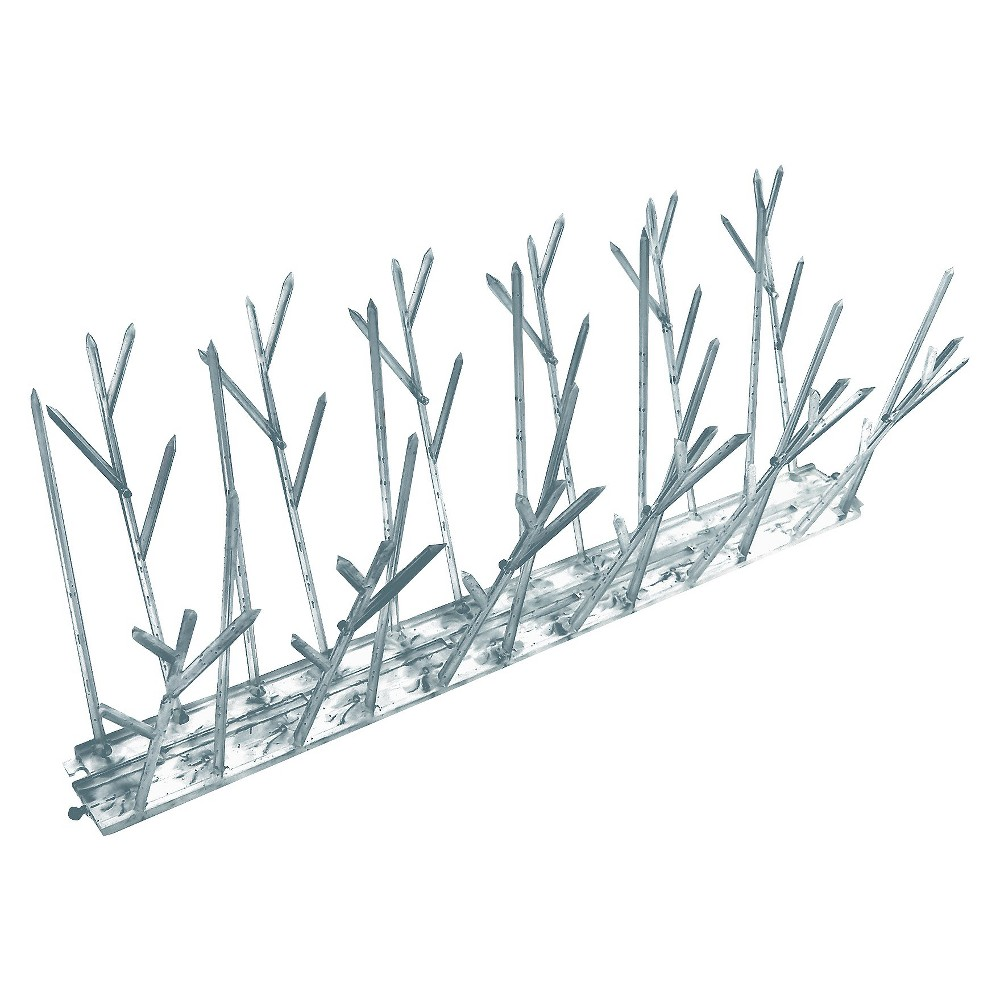 Image of 25' Plastic Bird Spikes, pest deterrents and barriers