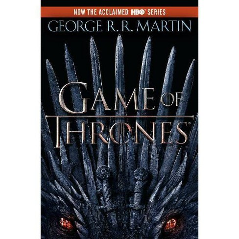 A Game Of Thrones ( Song of Ice and Fire) (Reprint) (Paperback) by George R. R. Martin - image 1 of 1