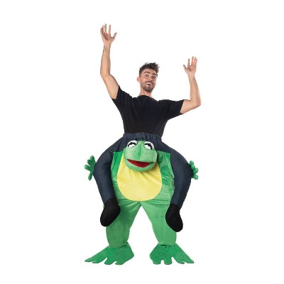Adult Carry Me Frog Halloween Costume