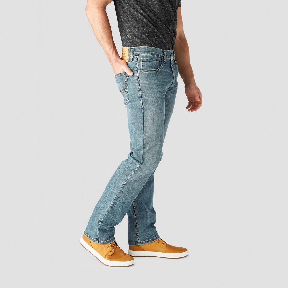 Denizen from Levi's Men's 236 Regular Fit Jeans - Samson 38x34