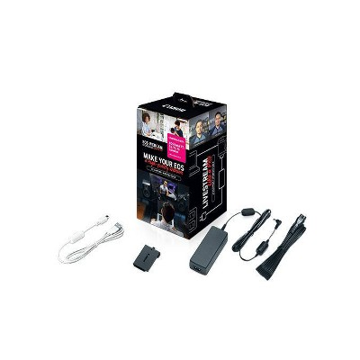 Canon EOS Webcam Accessories Starter Kit for EOS Rebel T7 T6 T5 and T3