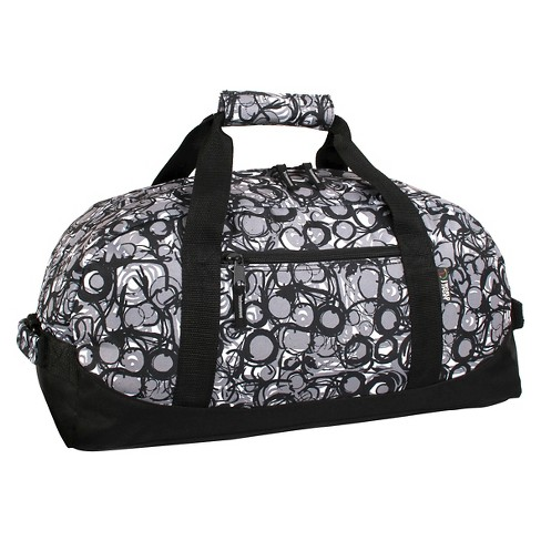 "J World Lawrence 30"" Sport Duffel Bag - Marble Gray - image 1 of 3"