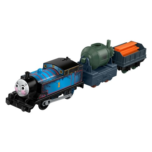 Fisher-Price Thomas & Friends TrackMaster Steelworks Thomas Engine - image 1 of 8