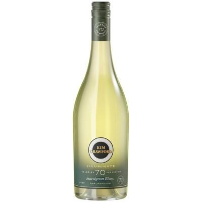 Kim Crawford Illuminate Low-Cal Sauvignon Blanc White Wine - 750ml Bottle