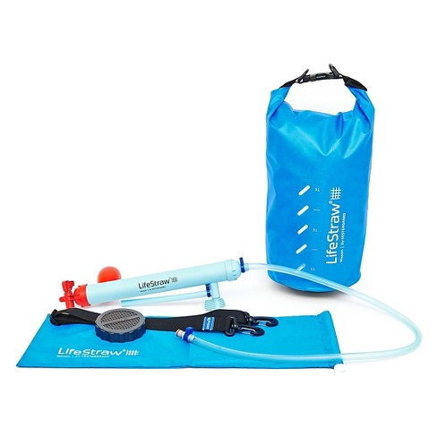 LifeStraw Mission 5 Litre Water Purifier - Blue - image 1 of 6