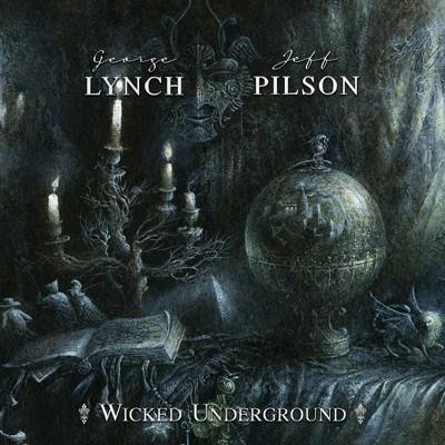 Lynch George - Wicked Underground (CD)