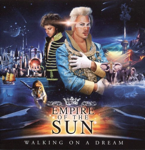 Empire Of The Sun - Walking On A Dream (CD) - image 1 of 1