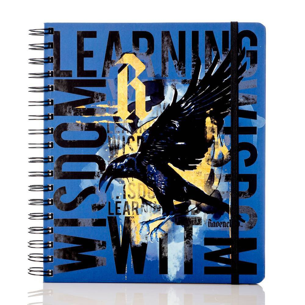 "Image of ""2020 Harry Potter Conquest Planner 7"""" x 9"""" Ravenclaw"""