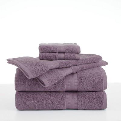 6pc Abundance Bath Towel - Martex