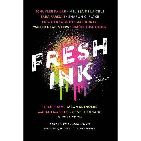 Fresh Ink - by  Lamar Giles (Hardcover) - image 1 of 1