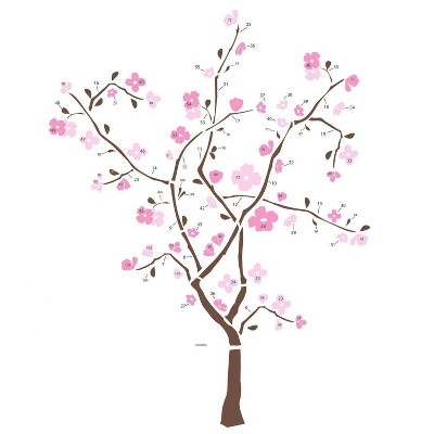 Spring Blossom Peel and Stick Giant Wall Decal - RoomMates