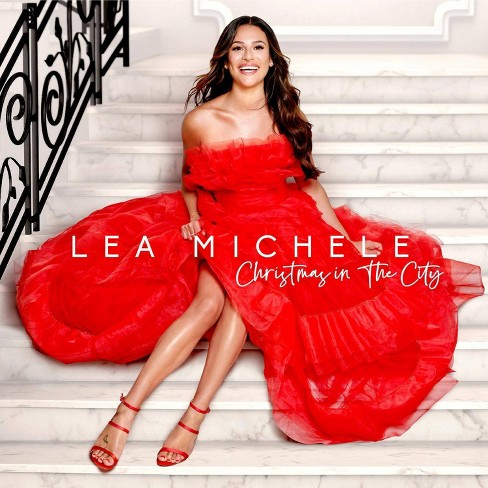 Lea Michele - Christmas In The City (CD) - image 1 of 1