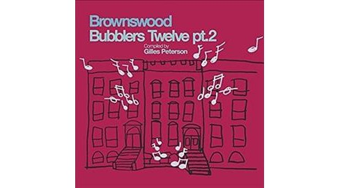 Various - Brownswood Bubblers 12 Pt 2 (Vinyl) - image 1 of 1