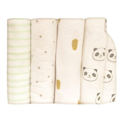 Flannel Baby Blanket - Cloud Island™? 4pk