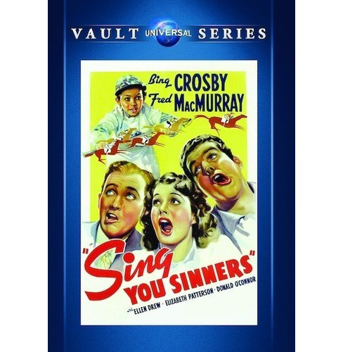 Sing You Sinners (DVD) - image 1 of 1