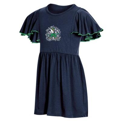 NCAA Notre Dame Fighting Irish Girls' Toddler Dress