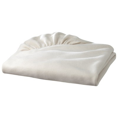TL Care Organic Cotton Knit Pack N' Play Fitted Sheet