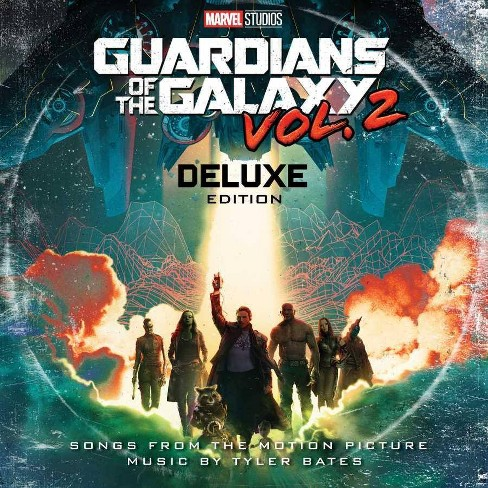 Various - Guardians Of The Galaxy V2 (Ost) (LP Vinyl) - image 1 of 1