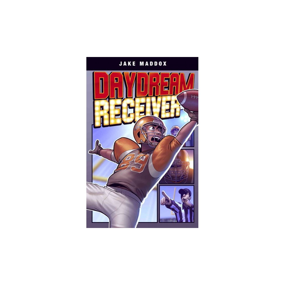 Daydream Receiver (Paperback) (Jake Maddox)