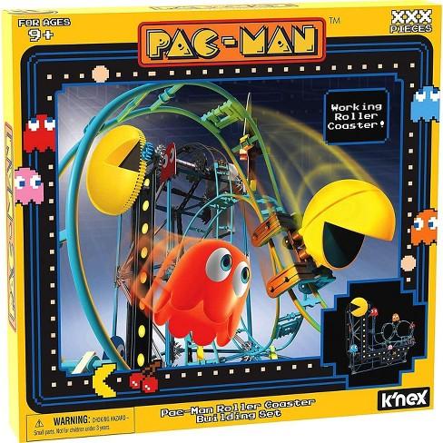 K'NEX Pac-Man Roller Coaster Set - image 1 of 2