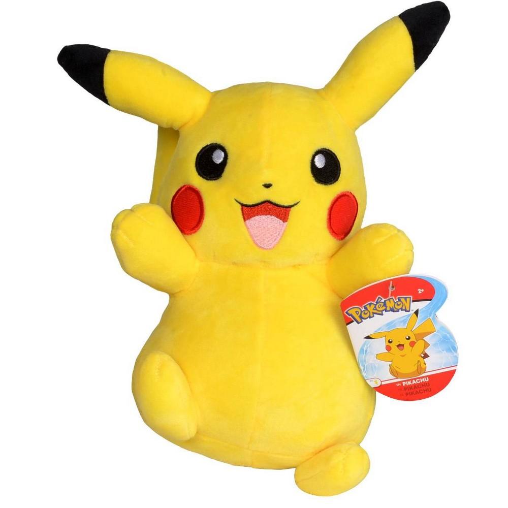 Pokémon 8 Plush - Pikachu