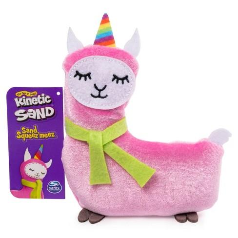 Kinetic Sand - Squishie Llamacorn Sand Art - image 1 of 2