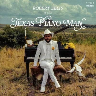 Robert Ellis - Texas Piano Man (CD)