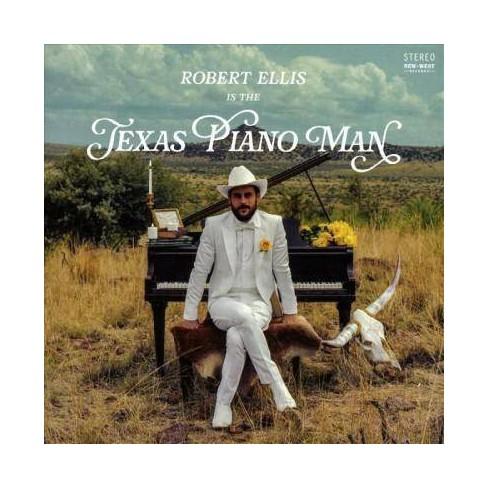Robert Ellis - Texas Piano Man (CD) - image 1 of 1