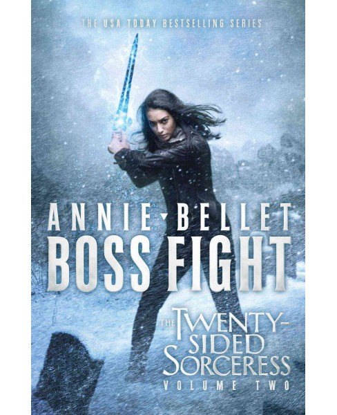 Boss Fight : Books V Through VII (Hardcover) (Annie Bellet) - image 1 of 1