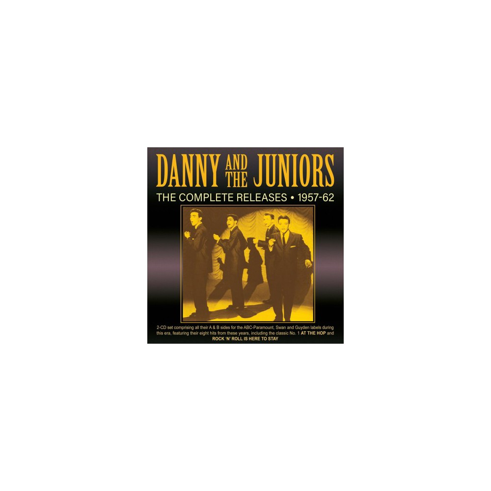 Danny & The Juniors - Complete Releases 1957-62 (CD)