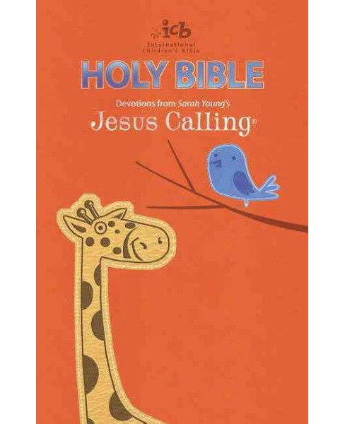 Jesus Calling Bible for Children : With Devotions from Sarah Young's Jesus Calling (Paperback) - image 1 of 1