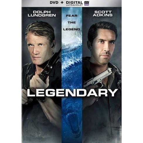 Legendary (DVD) - image 1 of 1