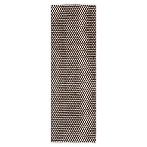 Ramona Geometric Flatweave Tufted Accent Rug - Safavieh - image 1 of 3